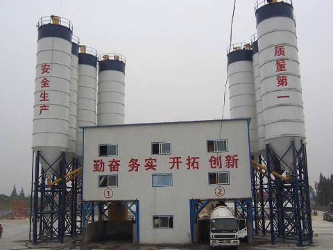 安徽HZS180混凝土搅拌站建站要求