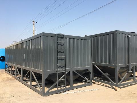 100吨卧式水泥仓多少钱一台